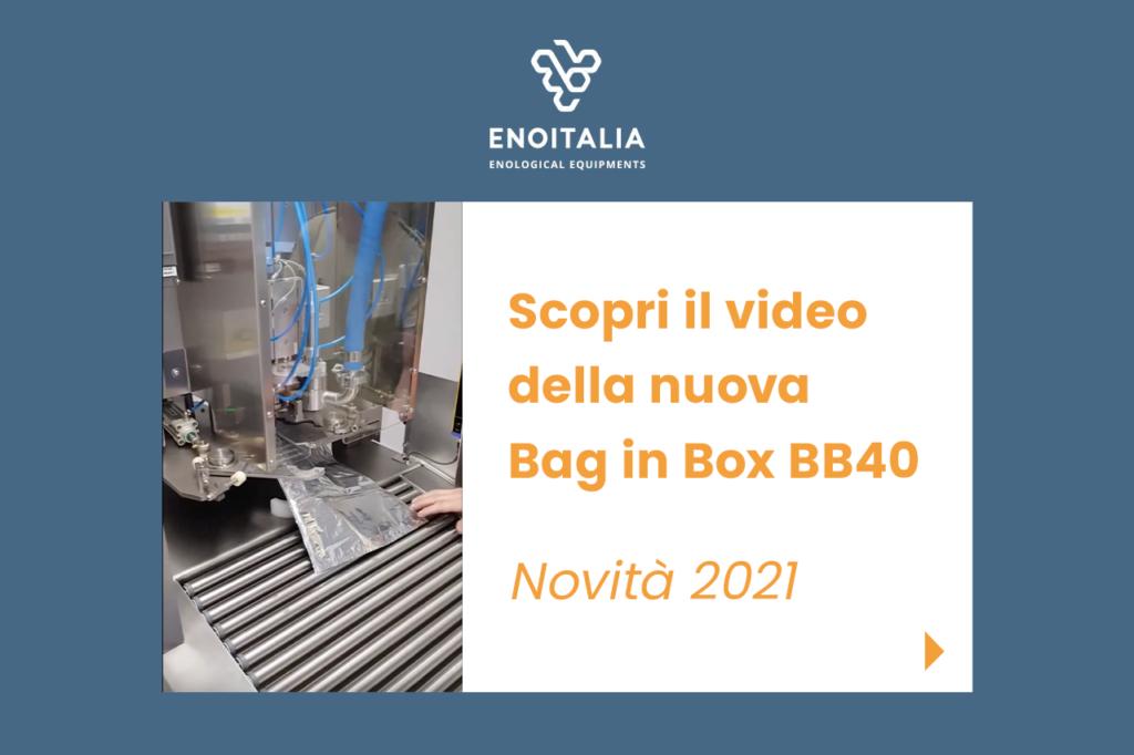 Video BB40 - Enoitalia